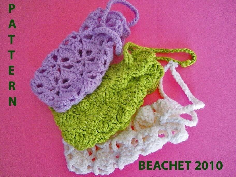Soap Saver Soap on a Rope Crochet Pattern PDF by ...
