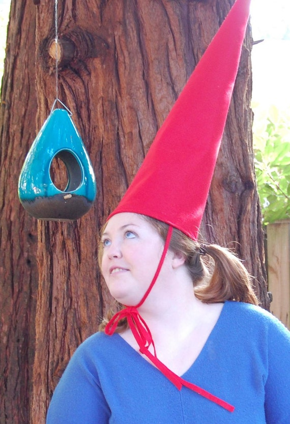 Female Garden Gnome Costume By Craftzies On Etsy