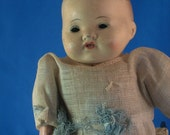 Antique Bisque Head Doll