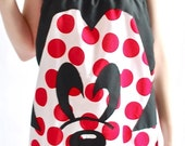 Mickey Mouse Face Dress