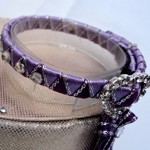 Purple Kitten Collar Designer Range with Lavender Contrast