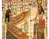 Egyptian Theme Designer Style Shower Curtain - CUSTOM