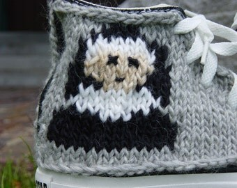 Nun Chuck Knit Chucks