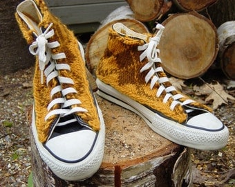 Butternut Knit Chucks
