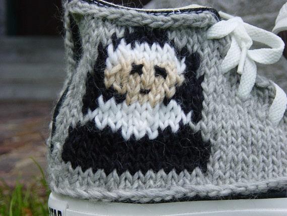 Nun Chuck Knit Chucks