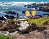 Cambria California-Beach Chairs-California Coast-Fiscalini Ranch-California Central Coast -Home Decor-Wall Art