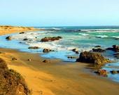 Cayukos Beach-California Coast-Fine Art Photography-Wall Art-Home Decor-5X7 Print