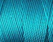 Teal C Lon Beading Cord Thread Nylon 92 yards