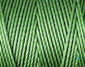 Moss Green C Lon Beading Cord Thread Kumihimo 92 yards