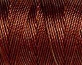 Mahogany C Lon Nylon Beading Cord Thread 92 yards