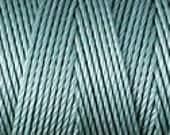 Celadon Grey Green Nylon C Lon Beading Cord Thread 92 yards
