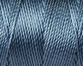 Steel Grey C Lon Beading Cord Thread Nylon 92 yards