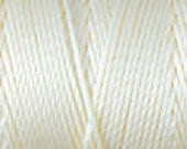 Cream C Lon Beading Cord Thread 92 yards Nylon