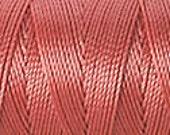 Chinese Coral C Lon Bead Cord Nylon Thread 92 yards