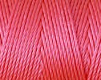 Red Poinsettia C Lon Beading Cord Thread Kumihimo Nylon