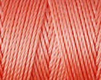 Tangerine C Lon Beading Cord Thread 92 yards