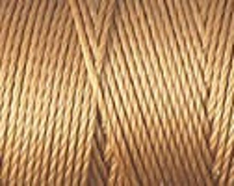 Gold C Lon Beading Cord Thread Nylon 92 Yards