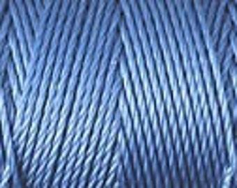 Light Blue C Lon Nylon Beading Cord Thread 92 Yards Montana Blue