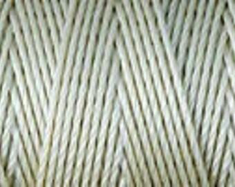 Flax C-Lon Nylon Beading Cord Thread Neutral 92 yards