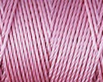 Rose C Lon Nylon Beading Cord Thread Kumihimo 92 yards