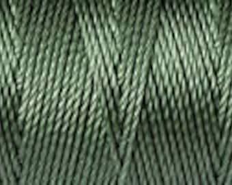 Fern Green Nylon C Lon Beading Cord Thread 92 yards
