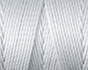 Oyster Off White Nylon C Lon Beading Cord Thread 92 yards