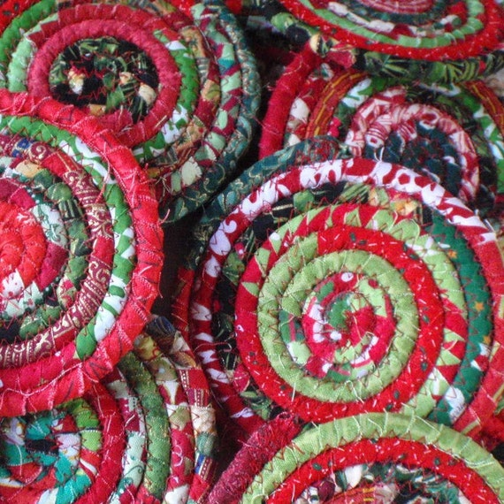 15 Custom Made Bohohoho Holiday Coasters