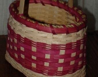 Doubleweave Wine Basket