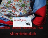 CUSTOM RESERVED ORDER for SherrieinUtah