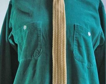 Neck Ties Knitting Machine Made Hand Finished