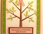 Season of friendship - Breast cancer awareness