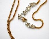 Titan Long Necklace