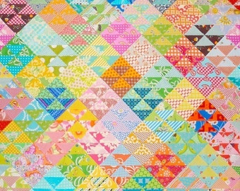 HST OverLoad Quilt Pattern (PDF File) - Immediate Download