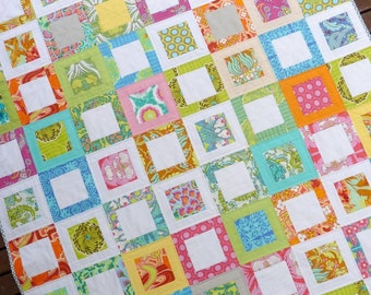 Sweet Daisy Quilt Pattern (pdf) - Immediate Download