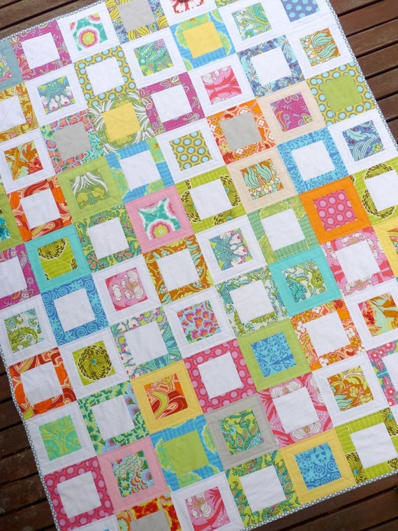 Sweet Daisy Quilt Pattern (pdf)