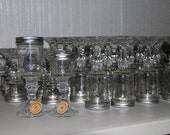 RESERVED FOR ANNIEDI05- 24 Champagne Flutes and 7 Shot Glasses