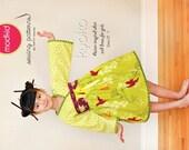 KYOKO  Asian-inspired shirt and dress sewing pattern