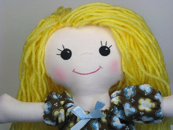 My Dolly Lolly Rag Doll