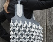 ooak SMOKE FLAVOUR HERRING handbag