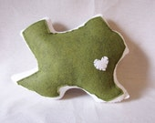Texas State Pillow