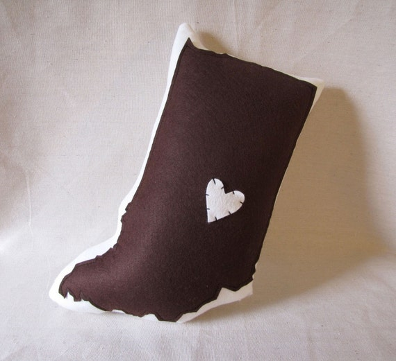 Customizable Indiana State Pillow
