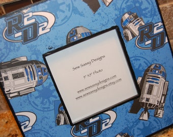 STAR WARS R2D2 Picture Frame