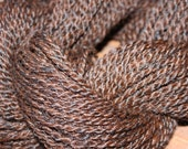 double chocolate alpaca yarn