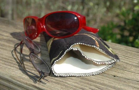 Eco Two Compartment Glasses Case - NEW PRODUCT