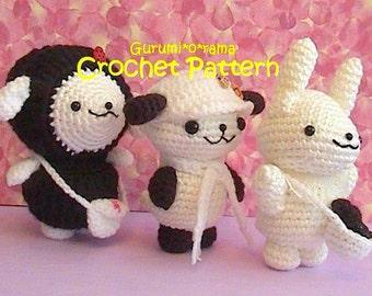 Crochet Amigurumi Stuffed Toy Tutorial : crochet boy doll pattern amigurumi crochet rag doll plush