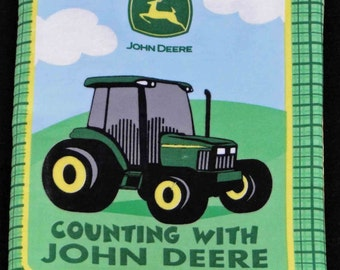 Counting with John Deere Quiet Book