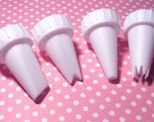 Icing Tips For Kawaii DecoDen Projects and Cake Making