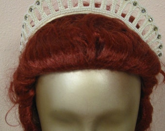 Deco Vintage Bridal Headpiece Sale!