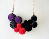 Fibre Necklace