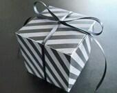 Black and Gray Box